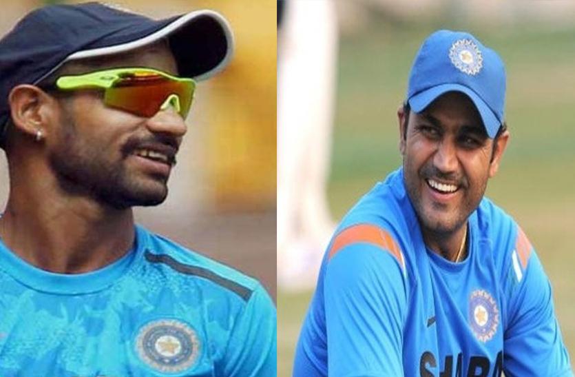 IND vs SL-2ndT20: वीरेन्द्र सहवाग ने बताया कप्तान धवन से कहां हुई गलतियां