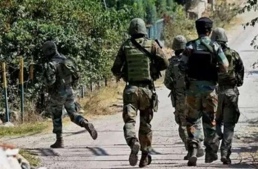 Terrorist attack in baramula : आतंकी हमले में CRPF के दो जवानों सहित 3 घायल
