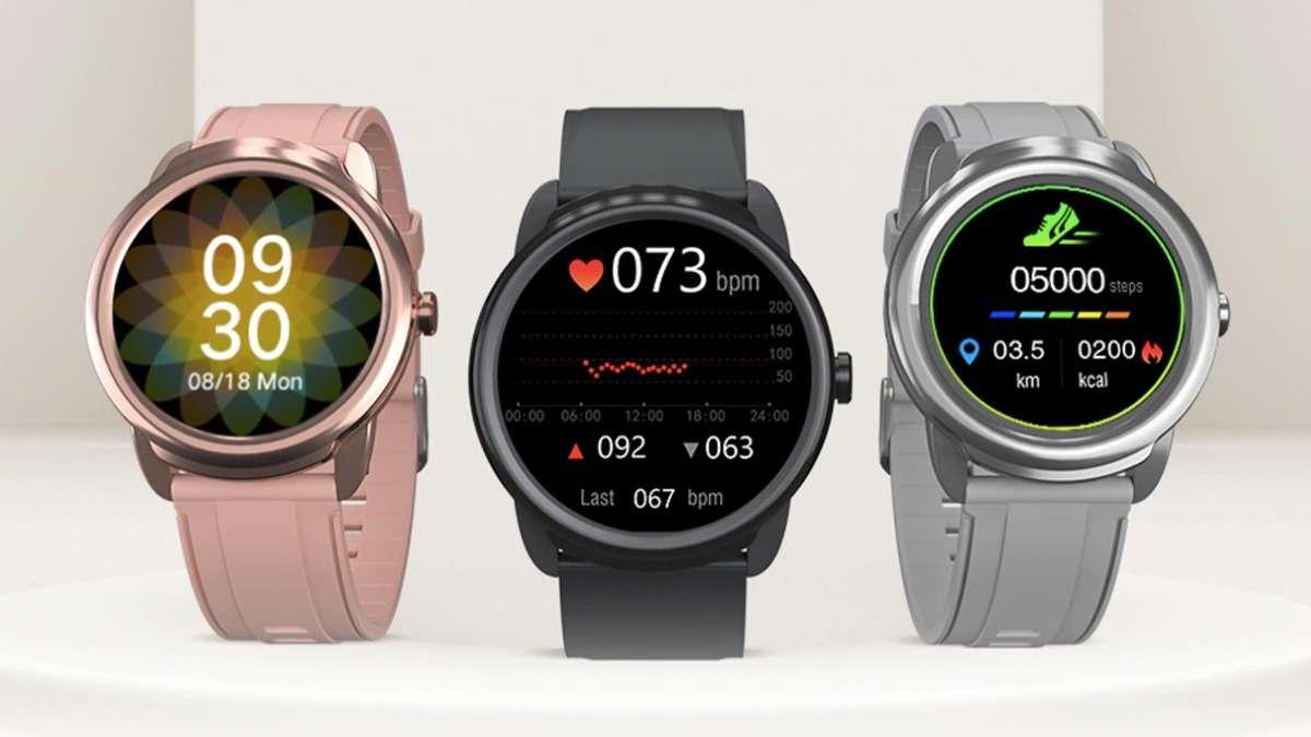 Portronics' new fitness smartwatch Kronos Beta