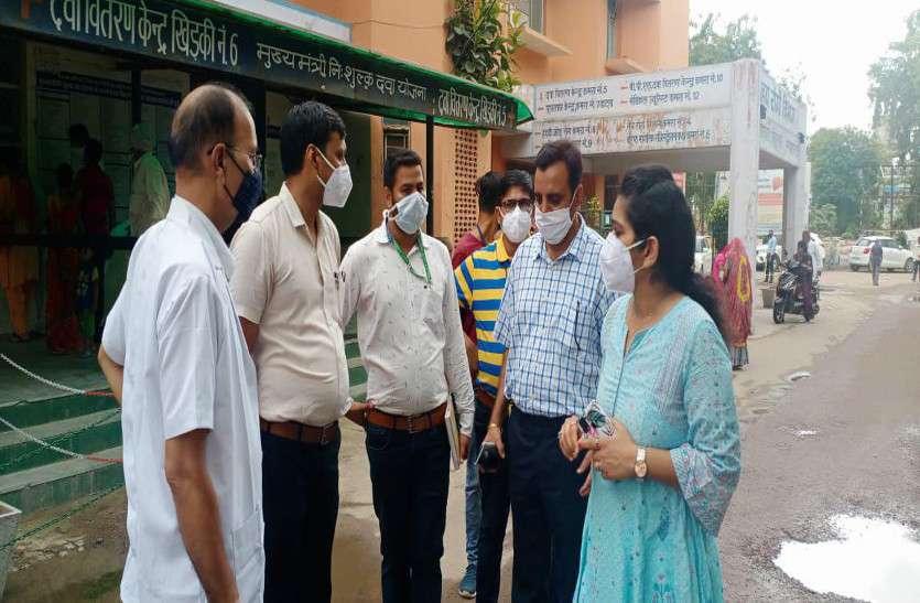 अब दिल्ली से आएगी टीम,श्रीगंगानगर की नजर नेशनल क्वालिटी एश्योरेंस स्टेंडर्ड सर्टिफिकेट पर