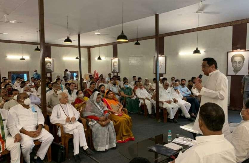 कांग्रेस में उप चुनाव मंथन, निर्दलीय विधायक शेरा ने पत्नी के लिए खण्डवा से की दावेदारी, अरुण यादव भी हैं सक्रिय