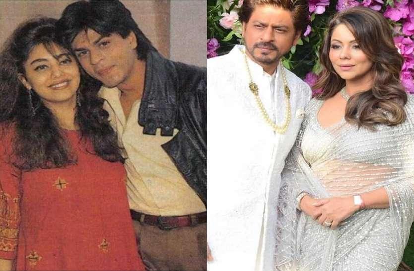 Gauri Khan Don't Like Shahrukh Shakti Movie Said He Has Worst Acting