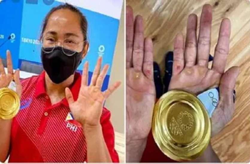 Tokyo Olympics 2020: मेडल जीतने के लिए एथलीट क्या कुछ नहीं करते, देखिए इन तस्वीरों में