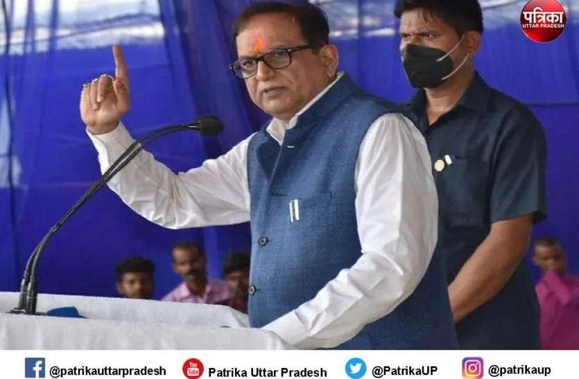 ब्राह्मण-दलित समाज के जरिए सत्ता में पहुंचेगी बसपा : सतीशचंद्र मिश्रा