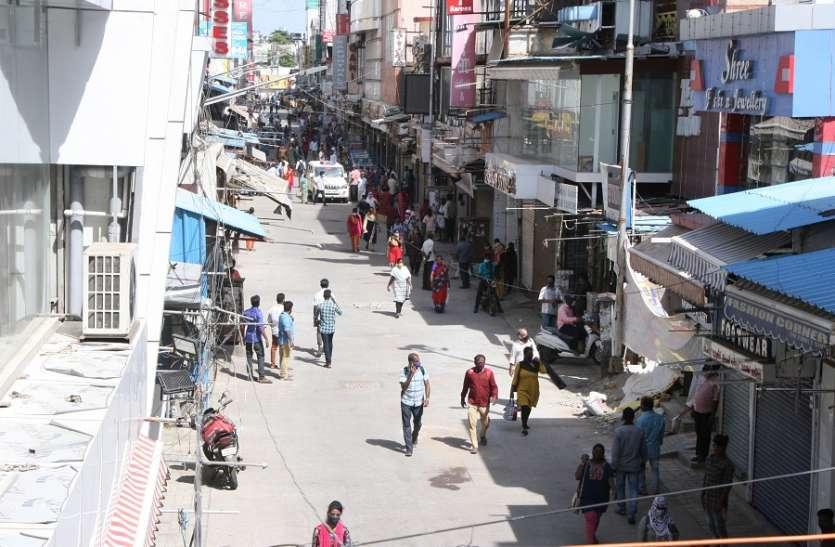 चेन्नई में नगर निगम के आदेश का दिखा असर, पूरी तरह बंद रहे भीड़भाड वाले नौ मार्केट