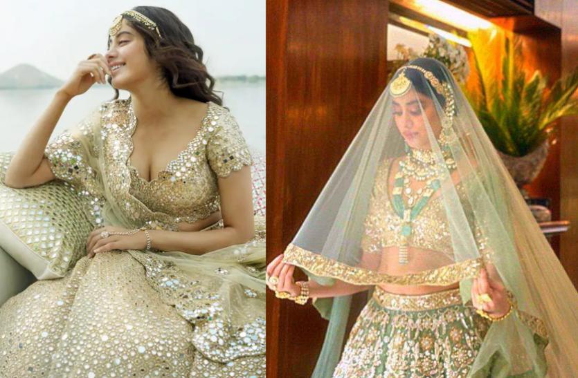 Janhvi Kapoor Dream Wedding Plans Revealed – 'Bachelorette Party in Capri, Mehndi at Maa's Ancestor's House,' Janhvi Kapoor Reveals Her Dream Wedding
