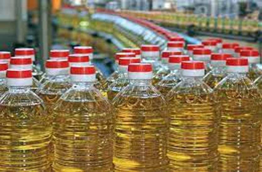 10 दिन में फिर से आया तेलों में 15 से 20 रुपए किलो का उबाल
