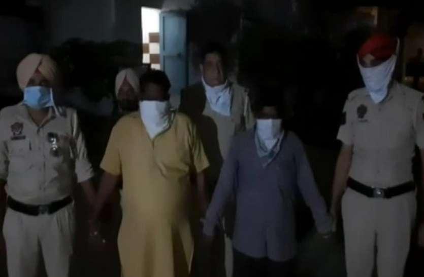 पंजाब : तनख्वाह मांगने पर दलित युवक को ट्रैक्टर से बांधकर पीटा, दो गिरफ्तार