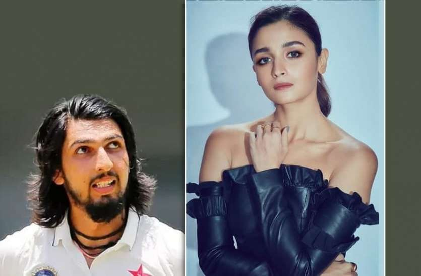 When Ishant Sharma expressed his desire to go on a date with Alia Bhatt