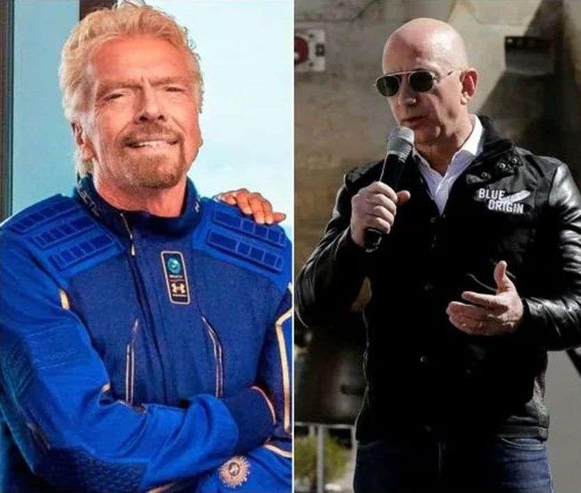 अंतरिक्ष में उड़ान भरने के बावजूद बेजोस और ब्रैसनन नहीं कहलाएंगे एस्ट्रोनॉट्स