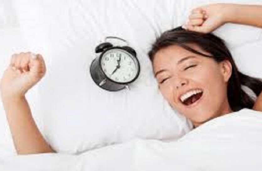सुबह एक घंटा जल्दी जगने से अवसाद का जोखिम 23 फीसदी तक कम हो सकता है