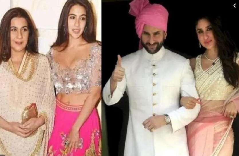 Kareena Kapoor से शादी करने से पहले Saif Ali Khan ने पहली पत्नी Amrita Singh को खत लिखकर कही थी ये बात, झगड़ पड़ी थी करीना