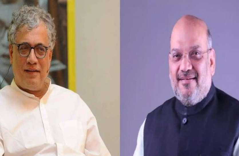 TMC सांसद डेरेक ओ ब्रायन की अमित शाह को चुनौती, अगर वह संसद में आ गए तो अपना सिर मुंडवा लूंगा