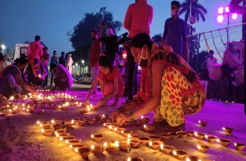 Ram Mandir Ayodhya : 5 अगस्त को घर घर में जलेंगे दीप, महोत्सव मनाएगी  अयोध्या