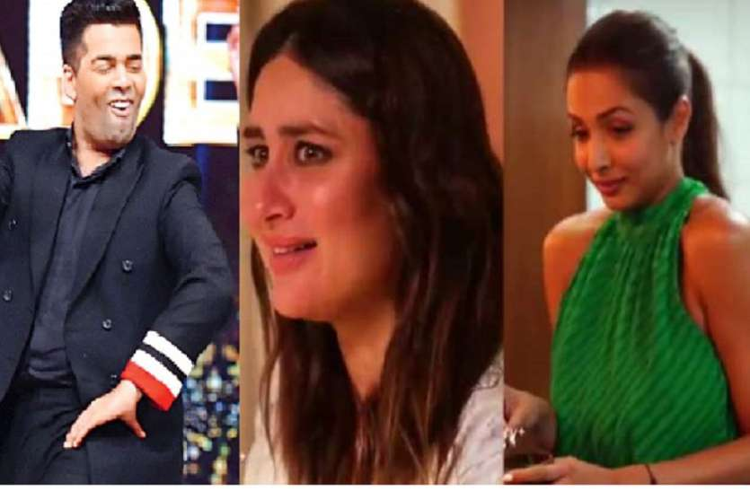 Karan johar wants to locked up in house with these 2 hot actresses
