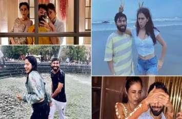 Sara Ali Khan की बाहों से लेकर Janhvi Kapoor के हाथ को थामने वाला यह अजनबी शख्स कौन? बॉलीवुड एक्ट्रेसेस का बना है पसंदीदा..