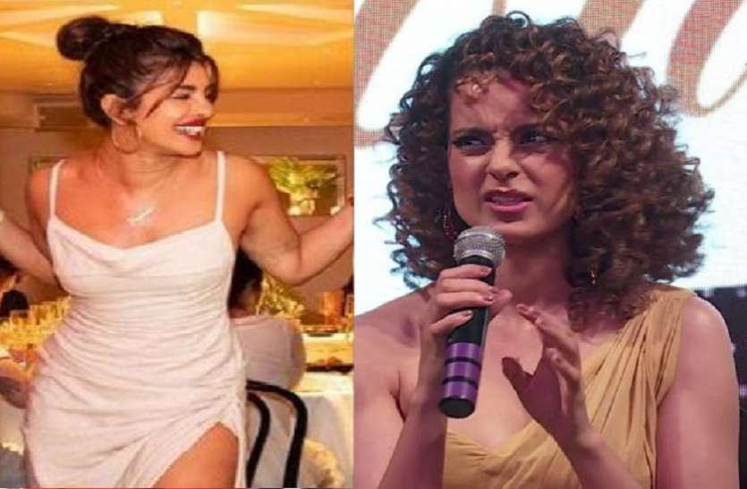Priyanka Chopra and Kangana Ranaut's friendship turned into enmity, the rift in the relationship during the farmers' movement