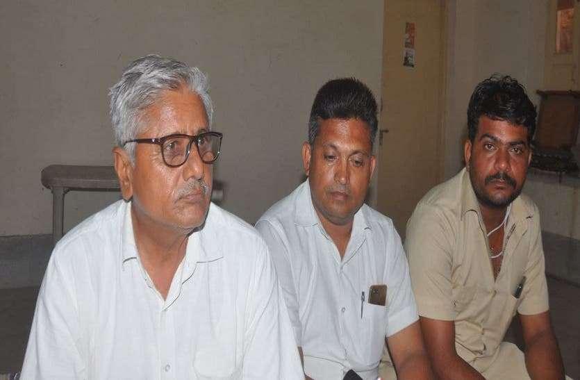 कमलेश प्रजापत एनकाउंटर संघर्ष समिति ने पाली पुलिस पर उठाए सवाल