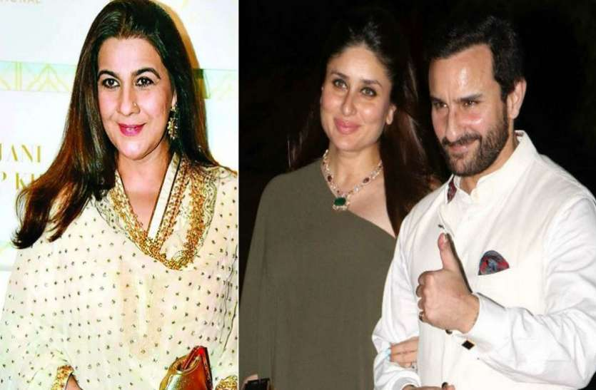 Why did Saif Ali Khan marry 10 years younger Kareena Kapoor?