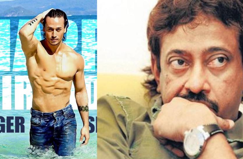 Tiger Shroff Reacts To Being Called Bikini Babe By Ram Goapl Varma