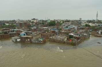 Big Issue :  पानी के रास्तों पर बस गई बस्तियां, अब जलभराव के जिम्मेदार कौन ?