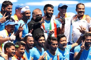 Tokyo Olympics 2020: सोशल मीडिया पर छाई भारत की हॉकी टीम, उपलब्धि पर मिल रही बधाइयां