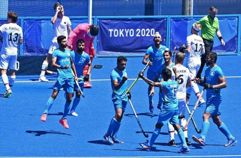 Tokyo Olympics 2020 : भारतीय पुरुष हॉकी टीम ने रचा इतिहास, बॉलीवुड में जश्न का माहौल