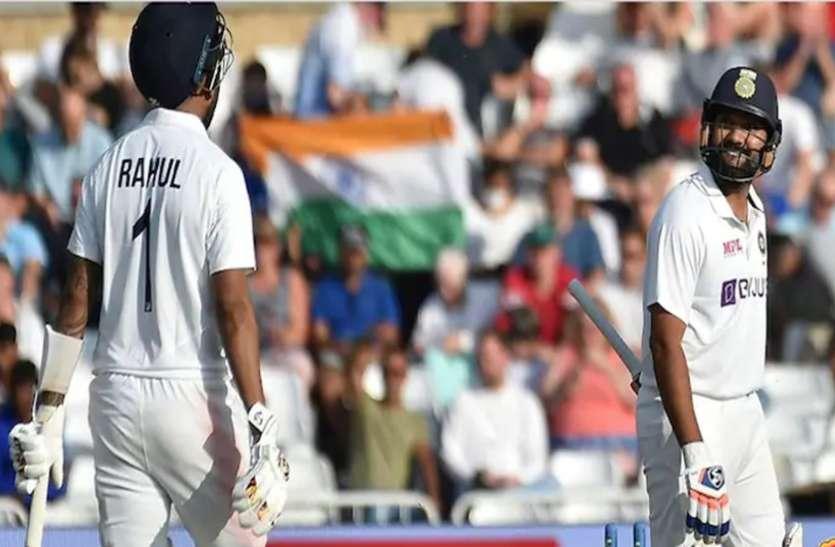 IND vs ENG 1st Test Day 2 : बारिश के चलते दूसरे दिन का खेल वक्त से पहले खत्म, भारत ने 4 विकेट के नुकसान पर बनाए 125 रन
