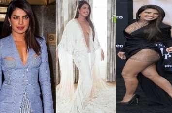 प्रियंका चोपड़ा की ये 8 ड्रेसेस जिन्हें लोगों ने बताया सबसे भद्दी, हुई थी खूब आलोचना
