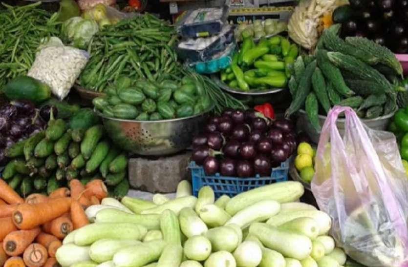 ग्राहकी कमजोर, 5 से 10 रुपए किलो में बिक रही अधिकांश रोजमर्रा की सब्जियां