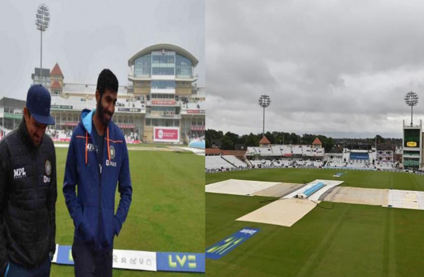 IND vs ENG: बारिश ने बिगाड़ा खेल, ड्रॉ हुआ पहला टेस्ट मैच