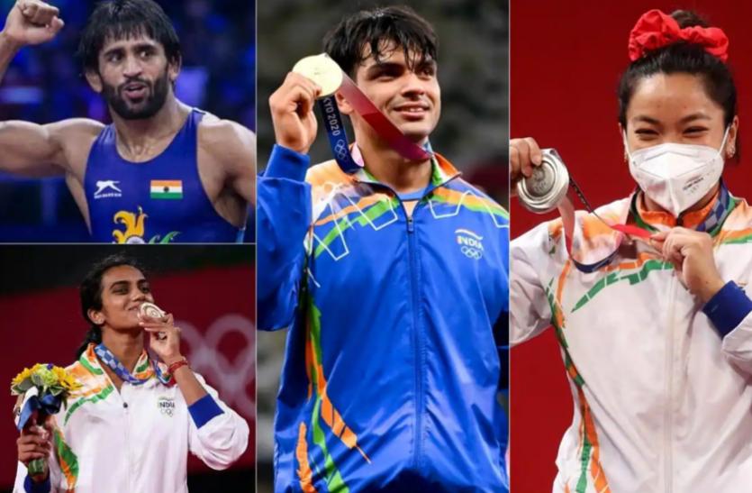 Tokyo Olympics 2020: मेडल जीतने वाले भारतीय खिलाड़ियों को कुल 4 करोड़ रुपए देगा BCCI, जानिए किसे मिलेगा कितना इनाम