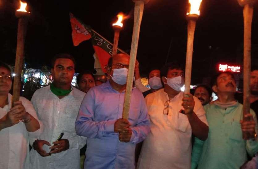Bengal: इतने कार्यकर्ताओं के मारे जाने पर भाजपा सड़क पर