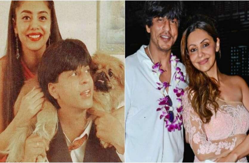 गौरी खान को सफेद कपड़े नहीं पहनने देते थे शाहरुख खान, किंग खान की पत्नी ने किया खुलासा