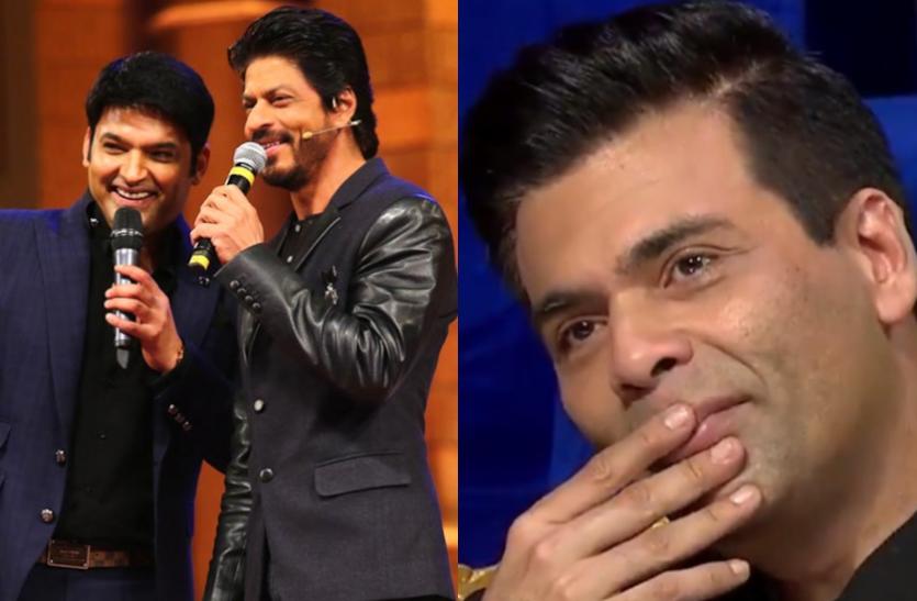 जब शाहरुख खान ने करण जौहर की 'परफॉर्मेंस' के बारे में सुनाया डबल मिनिंग जोक