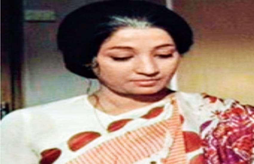Suchitra Sen as Indira Gandhi