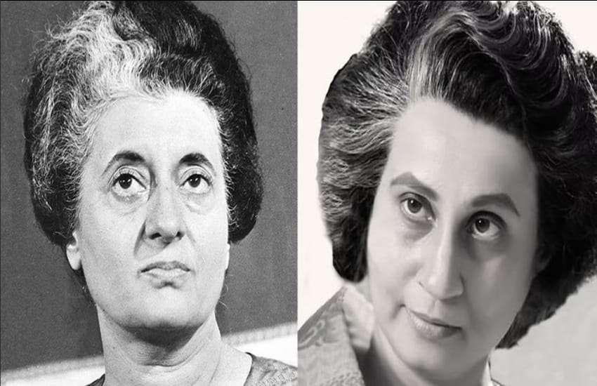 supriya vinod as Indira Gandhi