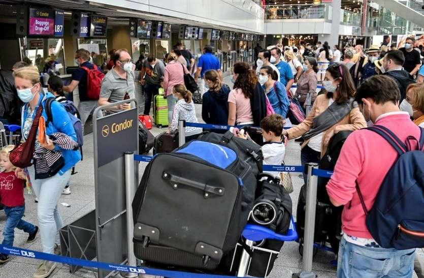 ब्रिटेन: भारतीय यात्रियों पर लगी रोक में मिली छूट, दो खुराक वालों को अब अनिवार्य होटल क्वारंटीन में नहीं जाना होगा