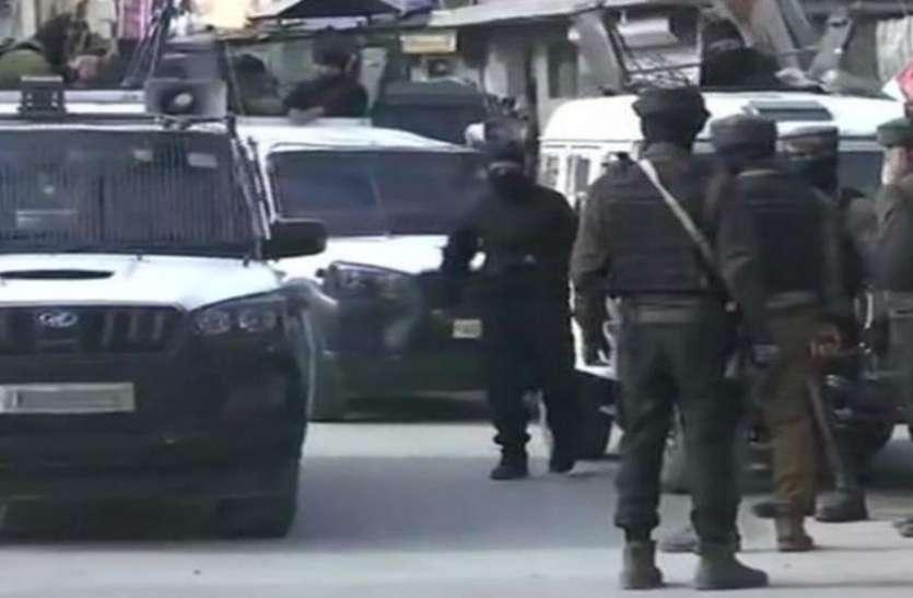 Jammu-Kashmir: आतंकियों ने श्रीनगर में सुरक्षा बलों पर किया ग्रेनेड हमला, 5 नागरिक घायल