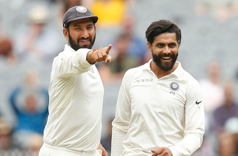 IND vs ENG:दूसरे टेस्ट मैच में रविंद्र जड़ेजा और चेतेश्वर पुजारा हो सकते हैं प्लेइंग 11 से बाहर, जानिए वजह