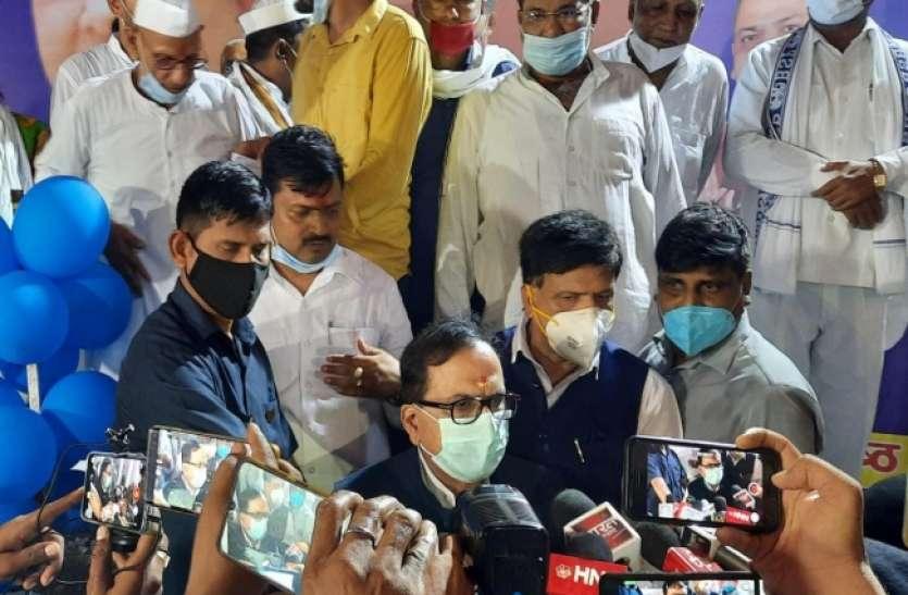 ब्राह्मणों के लिए भस्मासुर है BJP, जाति पूछकर एनकाउंटर में मारी जा रही गोली: सतीश मिश्रा