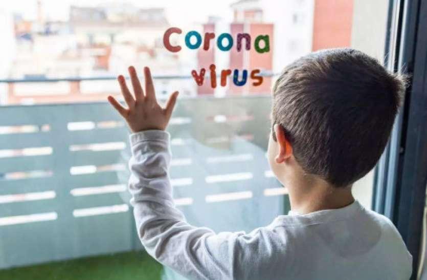 Coronavirus Third Wave: बच्चों में बढ़ रहा संक्रमण, अमरीका-ब्रिटेन के बाद भारत पर मंडराया खतरा