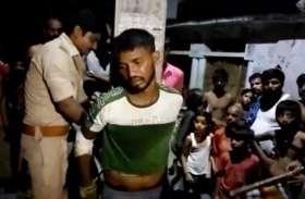 बैटरी चोरी के आरोप में ग्रामीणों ने दी तालिबानी सजा, युवक को खंभे से बांधकर पीटा