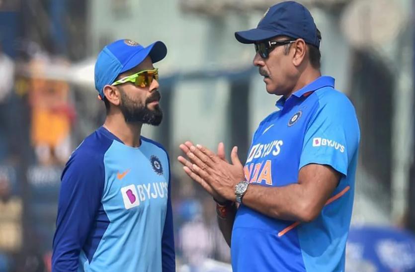 टी20 वर्ल्डकप के बाद टीम इंडिया से हो सकती है रवि शास्त्री की विदाई, विराट कोहली की कप्तानी पर भी खतरा: रिपोर्ट