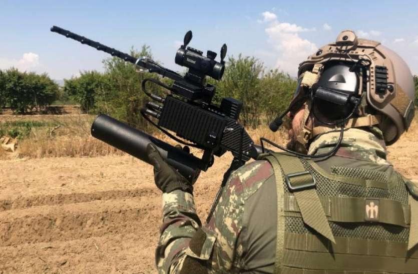 भारतीय सेना ने तैयार की देसी Anti Drone Gun, अब दुश्मनों की साजिश होगी नाकाम