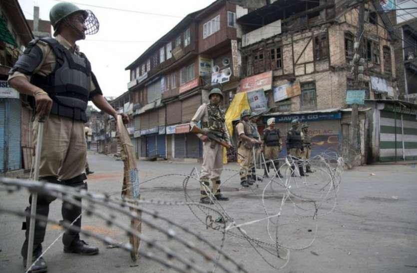 जम्मू-कश्मीर में आतंकियों ने भाजपा नेता पर ग्रेनेड से करा हमला, 5 लोग जख्मी
