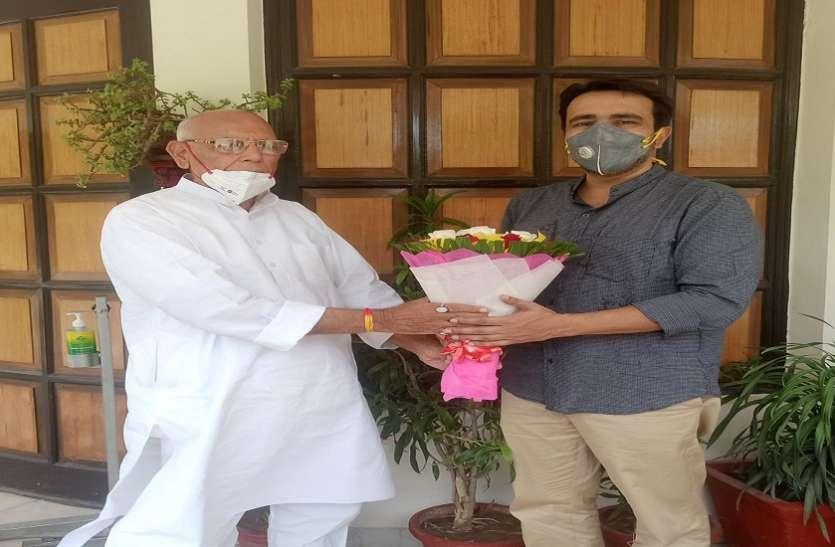 UP Assembly Elections: जयंत का भाजपा को तगड़ा झटका, भाजपा के दो बार के एमएलसी कद्दावर नेता रालोद में शामिल