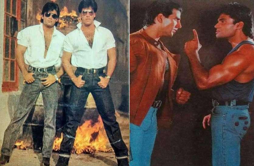 इस गलतफहमी के कारण टूटी थी सुनील शेट्टी और अक्षय कुमार की दोस्ती, सुनील नहीं देखना चाहते थे एक्टर की शक्ल