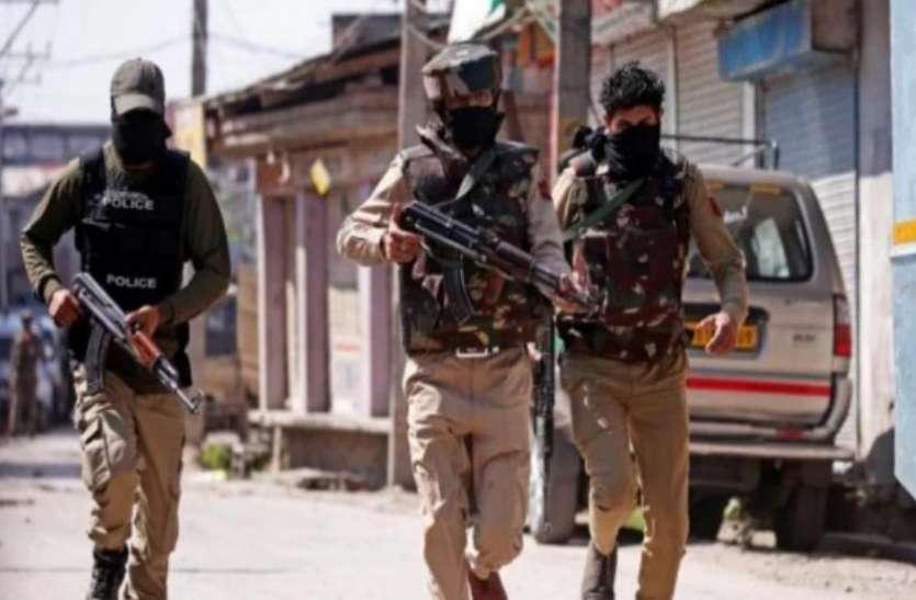 स्वतंत्रता दिवस से ठीक पहले बड़ी आतंकी साजिश नाकाम, जैश-ए-मोहम्मद के 4 आतंकी गिरफ्तार