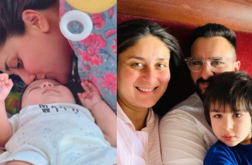 सरोगेसी से दूसरा बेबी चाहती थीं करीना, सैफ अली ने कहा- हमें खुद क्यों नहीं ट्राई करना चाहिए?